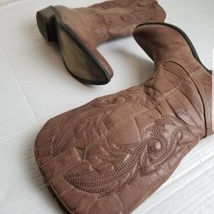 COCONUTS by Matisse gaucho cowboy boots